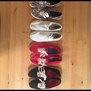 Mossimo Supply Co Shoes - FOUR PAIRS of shoes!