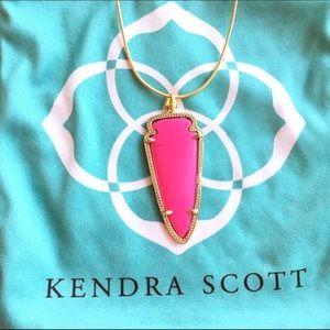 Kendra Scott Jewelry - Magenta skylar necklace