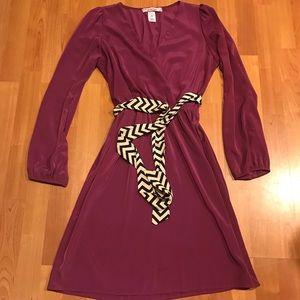 Rosebud Dresses & Skirts - NWOT Faux Wrap Dress