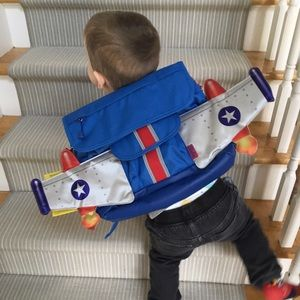 Bixbee Other - 🚀 Rocketflyer Kids Backpack!
