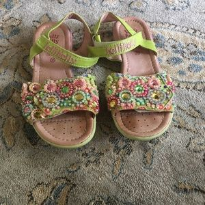Lelli Kelly Kids Other - Lelli and Kelly girls sandals