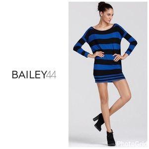 "Bailey 44 ""Velocity"" stripe layered dress"
