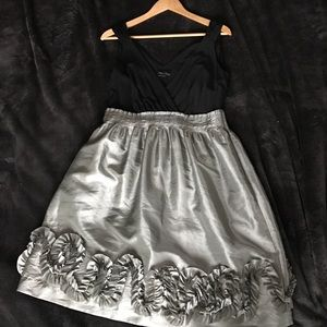 Max & Cleo Dresses & Skirts - 👗Sale! Black and Silver formal dress