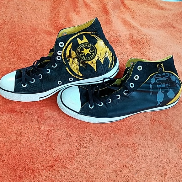 51e17fbf2efc Converse Other - BATMAN Converse Chuck Taylor All Star hi tops