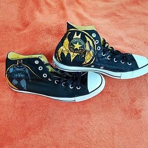 9a6745282166 Converse Shoes - BATMAN Converse Chuck Taylor All Star hi tops