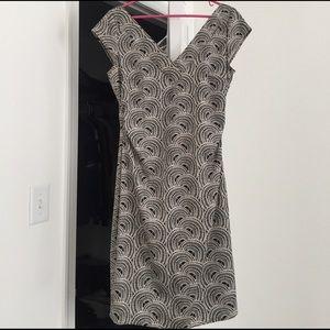 Adam Dresses & Skirts - Women black/beige dress AA Studio AA