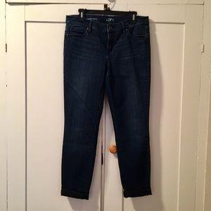 Modern Skinny Loft Jeans