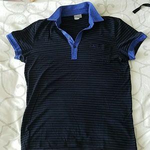 J. Lindeberg Other - J.Lindberg Casual Polo (black/blue, Mens, medium)