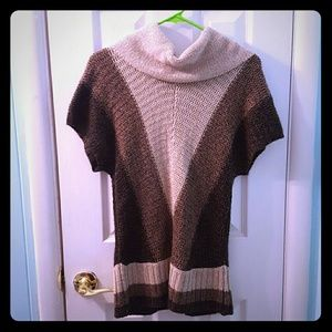 Maurices Tops - Maurices shirt sleeve beautiful woven sweater