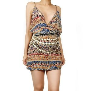 Rory Beca silk print dress