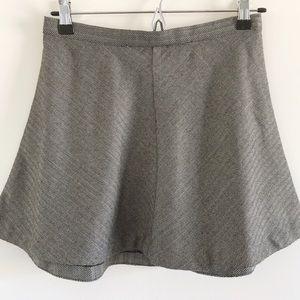 Urban Outfitters Dresses & Skirts - UO Silence & Noise Herringbone A-Line Miniskirt