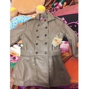 Apple Bottoms Jackets & Blazers - Apple Bottoms Leather Jacket