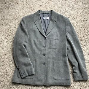Gerry Weber Jackets & Blazers - Gerry weber Grey Blazer