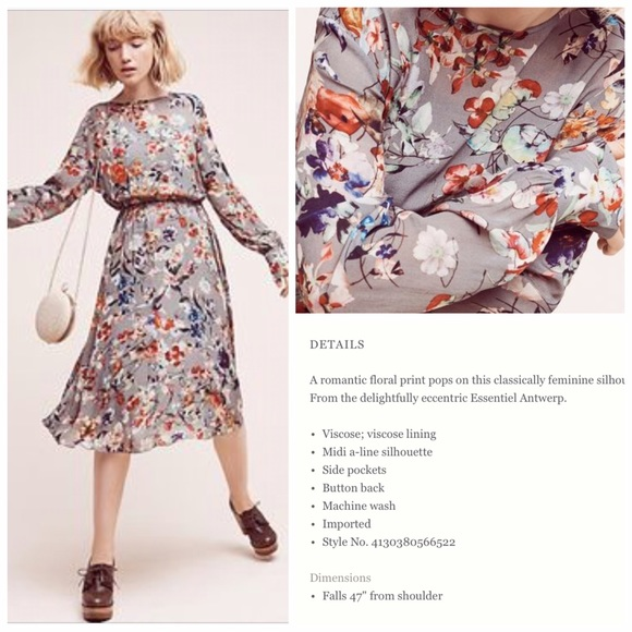 32% off Anthropologie Dresses & Skirts - SOLD Anthropologie ...