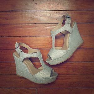 Rampage Shoes - Rampage Candelas Wedge Heels