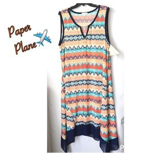 Paper Plane Dresses & Skirts - 🆕 Paper Plane Plus Size Summer Dress
