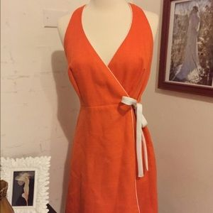 1960's Vintage Wrap Dress