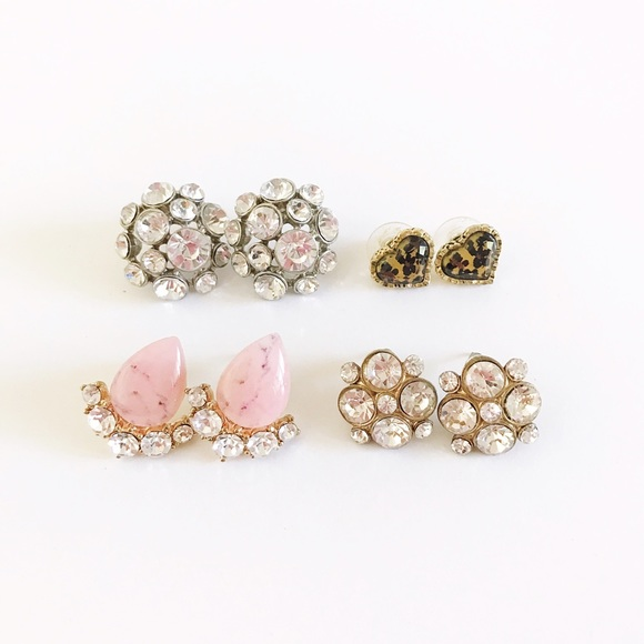 Betsey Johnson Jewelry - Earring Bundle