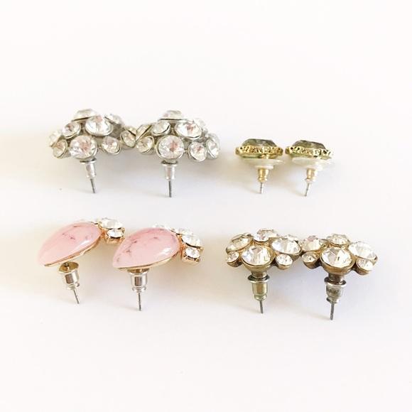 Betsey Johnson Jewelry - Earring Bundle