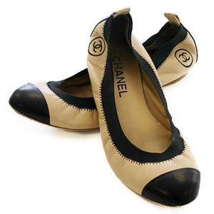 CHANEL Shoes - Chanel Spirit Flats