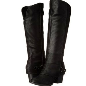 Shoes - Moto Chic Black Boots