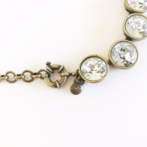 J. Crew Jewelry - Authentic J.Crew Crystal Brûlée Necklace