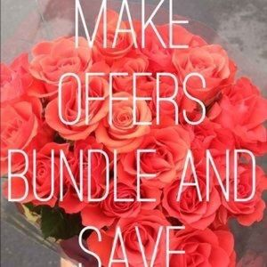 Other - 🌸Bundle and save🌸