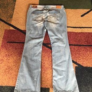 af6749ba970 Ariya Jeans - Amethyst jeans plus sz 16 20 22 fit   flare NWT