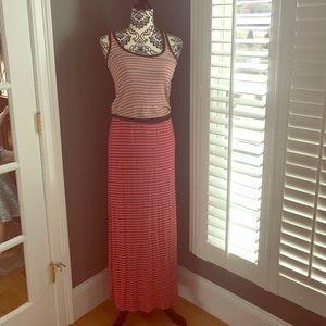 Tart Dresses & Skirts - NWOT Tart stripe maxi dress