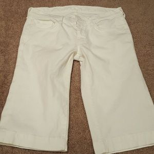7 For All Mankind Pants - 7 for all mankind Bermuda shorts