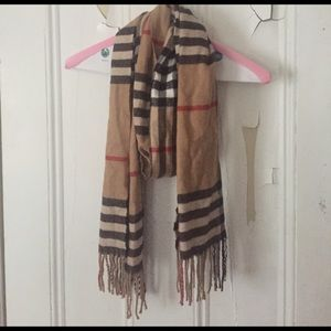 American Eagle Outfitters Accessories - Argyle Scarf