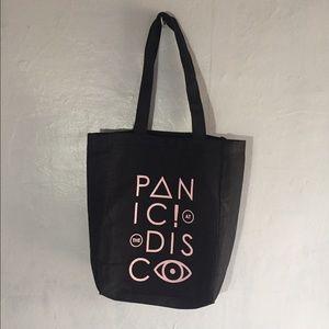 Handbags - ☠️Official VIP Panic! Tote☠️