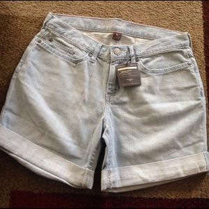 Eddies Bauer jeans short