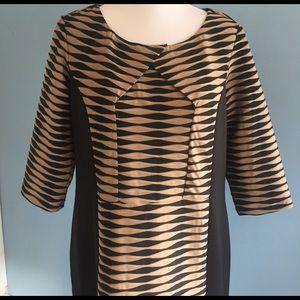 Figure-Flattering Dress