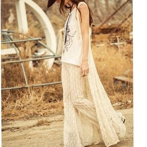 Spell & The Gypsy Collective Sweaters - HP🎉 Spell & the Gypsy crochet duster sweater vest