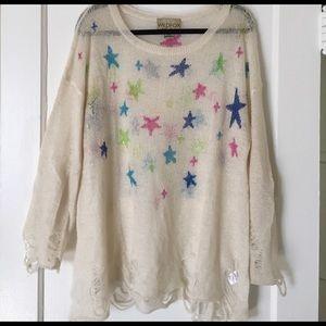 Wildfox Sweaters - Wildfox White Label Lennon Sweater