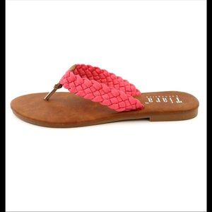 Tiara Shoes - Tiara Macrame Sandals