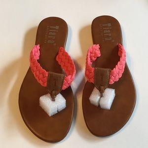 Tiara Shoes - Tiara Macrame Sandals