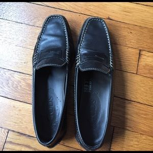 Tod's Shoes - Tods Black loafers
