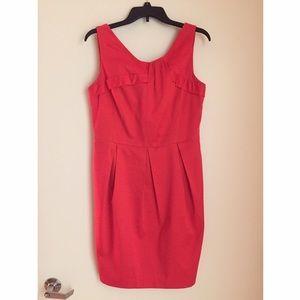 Kay Unger Dresses & Skirts - Kay Unger New York Red Sleeveless Dress