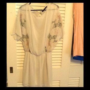 Bohemian Zara dress
