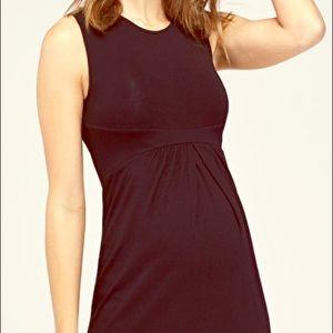 Isabella Oliver Dresses & Skirts - Isabella Oliver Ruched Maternity Dress