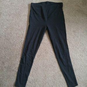 Xs old navy maternity leggings