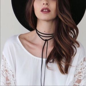 Jewelry - Sexy Lariat Long Choker Necklace, Brand New!!..