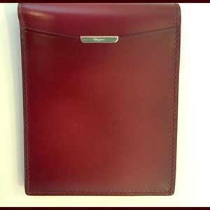 Salvatore Ferragamo Other - Salvatore ferragamo red wallet