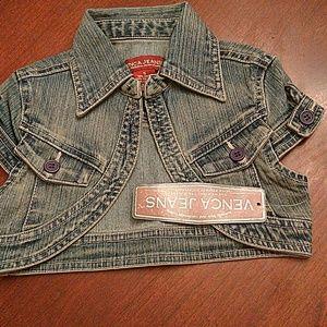 1822 Denim Other - The original denim Venca Jeans  girl jacket Size 5