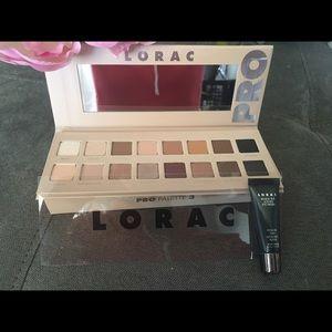 tarte Other - Lorac PRO 3 w/ Primer BNIB 💯Authentic