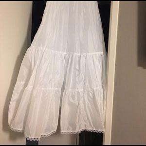 68 off david 39 s bridal other strapless full length bra for Bra for strapless wedding dress