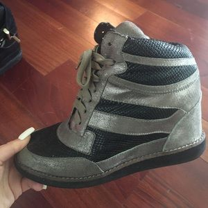 Jeffrey Campbell Shoes - Jeffrey Campbell wedge sneaker