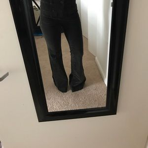 Anthropologie pilcro wide leg corduroy pants! 6